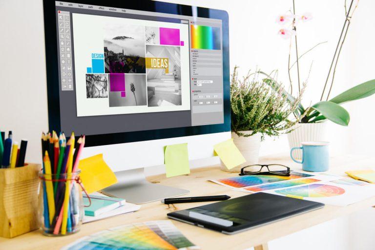 עיצוב אתר תדמית - גאו מדיה